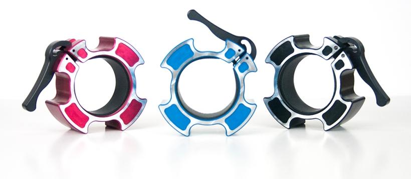 OSO Elite barbell collars customisables, OSO, à partir de $57.95