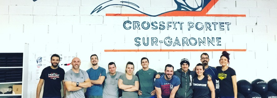 Drop in à CrossFit Portet sur Garonne
